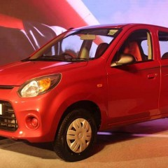 Maruti Alto M S Dhoni Edition Launched