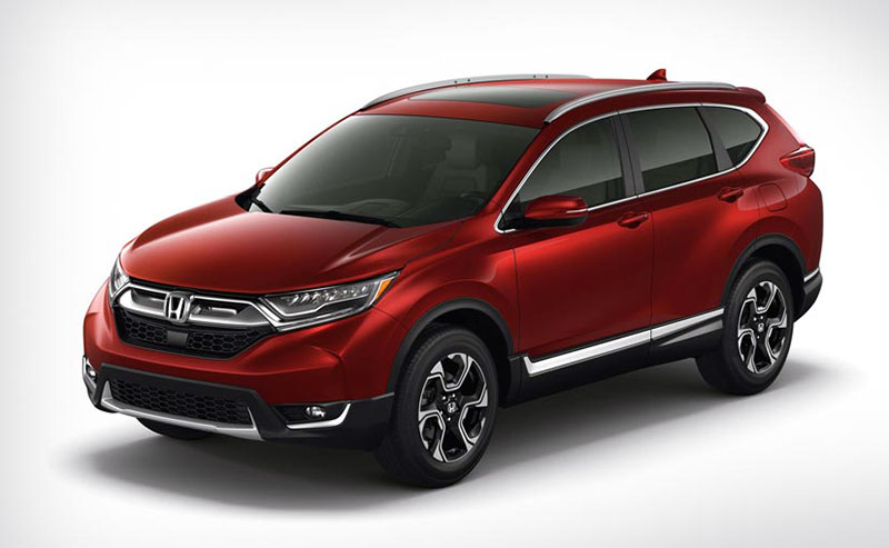 2017 Honda CR-V 5th Generation