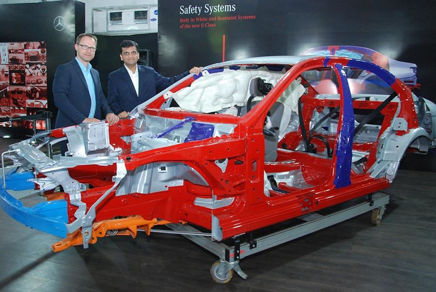 Mercedes-Benz Safe Cars Hyderabad