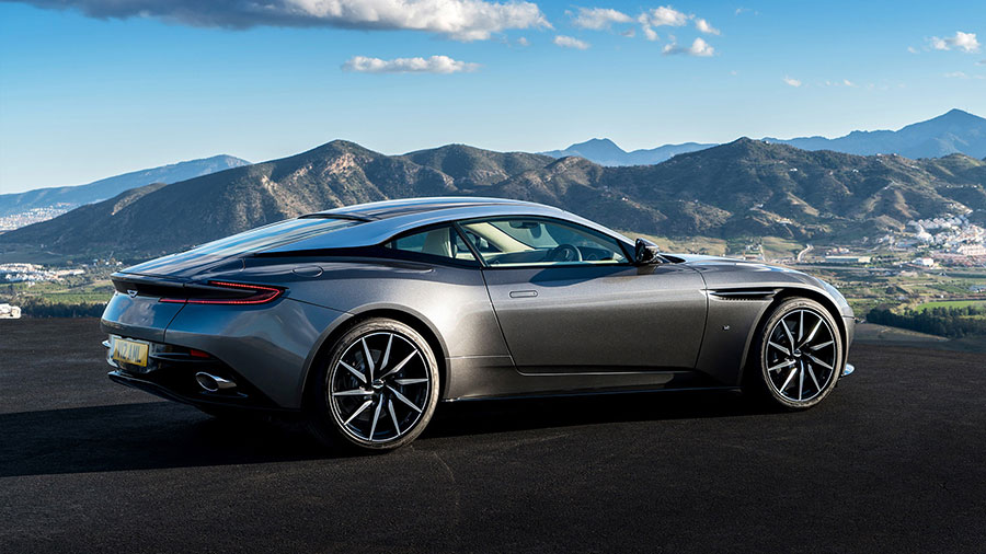 Aston Martin DB11 Photos