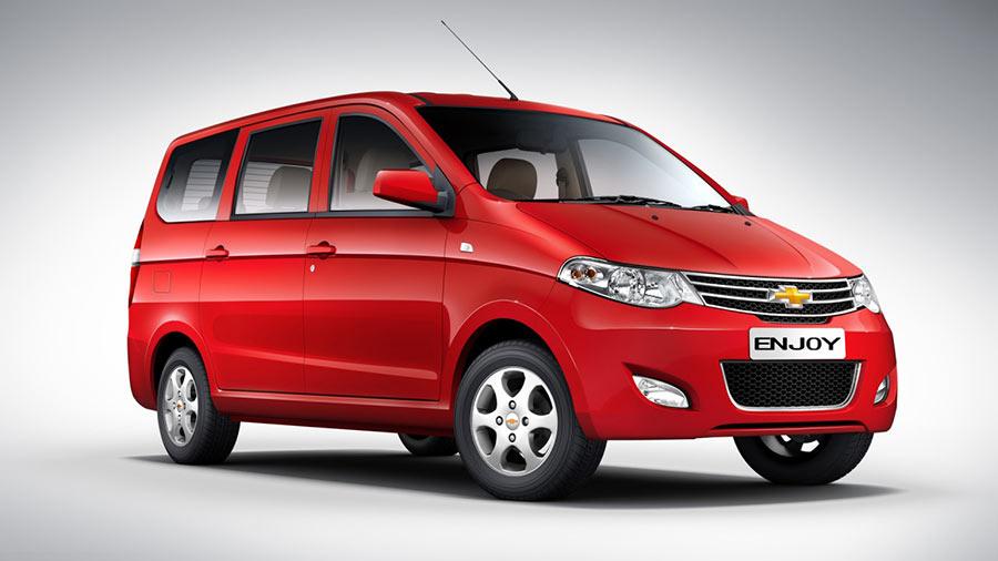 New Chevrolet Enjoy Price List