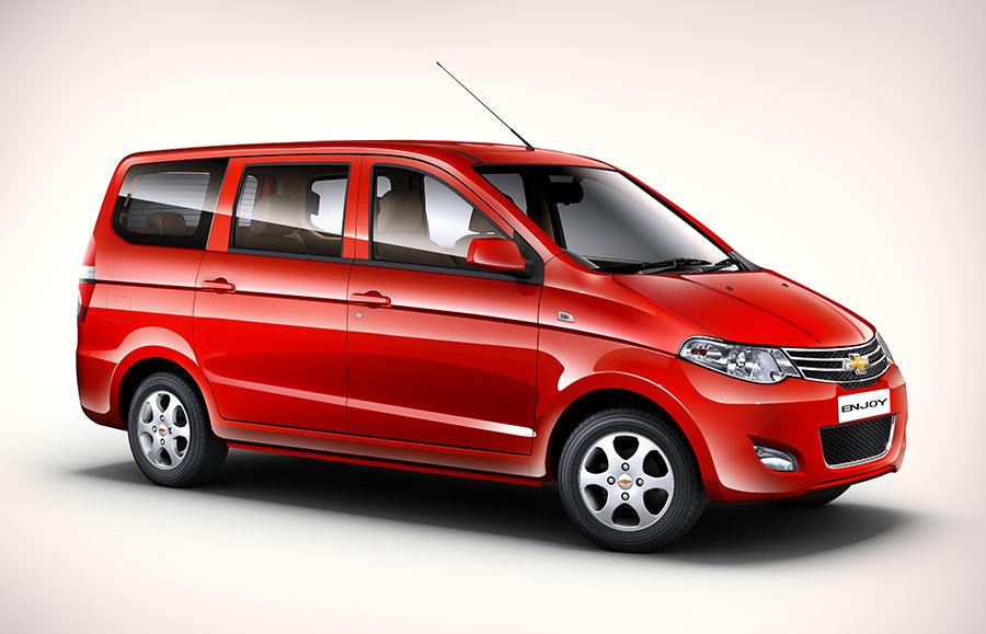 Chevrolet Enjoy New Price List