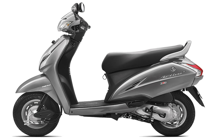 Honda Activa 3G Grey Color | Honda Activa 3G Geny Grey Color | Honda Activa 3G Geny Grey Metallic Color