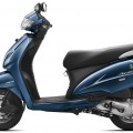 Honda Activa 3G Blue Color | Honda activa 3G Trans Blue Color | Honda Activa Trans Blue Color | Activa 3G Trans Blue Metallic Color