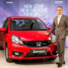 Honda Sells 10,071 cars in December 2016