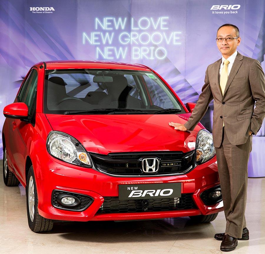 2016 Honda Brio Launch Details