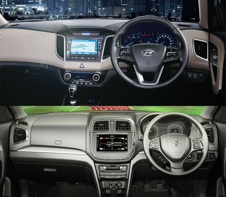 hyundai-creta-interior-vs-vitara-brezza-interior