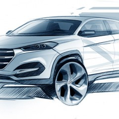 All New Hyundai Tucson Design Details Officially Revealed