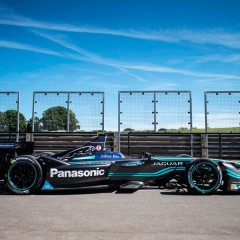 Panasonic Jaguar Racing to make its FIA Formula E debut in Hong Kong ePrix