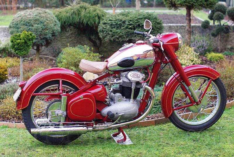 Jawa Motorcycle