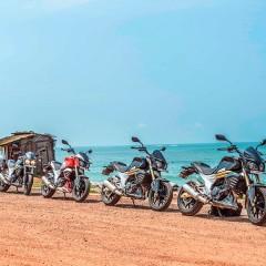Mahindra Mojo Coastal Trail Concludes