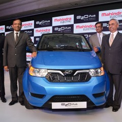 Mahindra e2o Plus Launched; Priced at Rs 5.46 Lacs offers better range