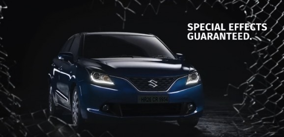 """Special Effects Guaranteed"" – Maruti Baleno TV Commercial"