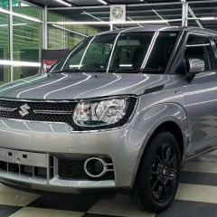 Maruti Ignis Spied in India