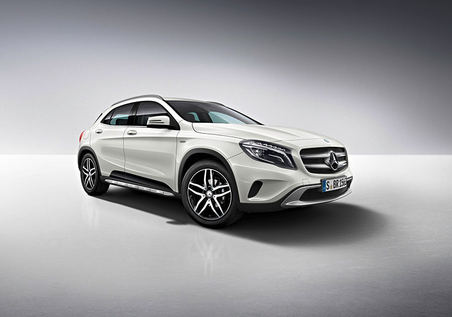 Mercedes-Benz GLA 220d Active Edition