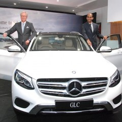 "Mercedes-Benz Opens New Dealership in Hyderabad – ""Silver Star"""