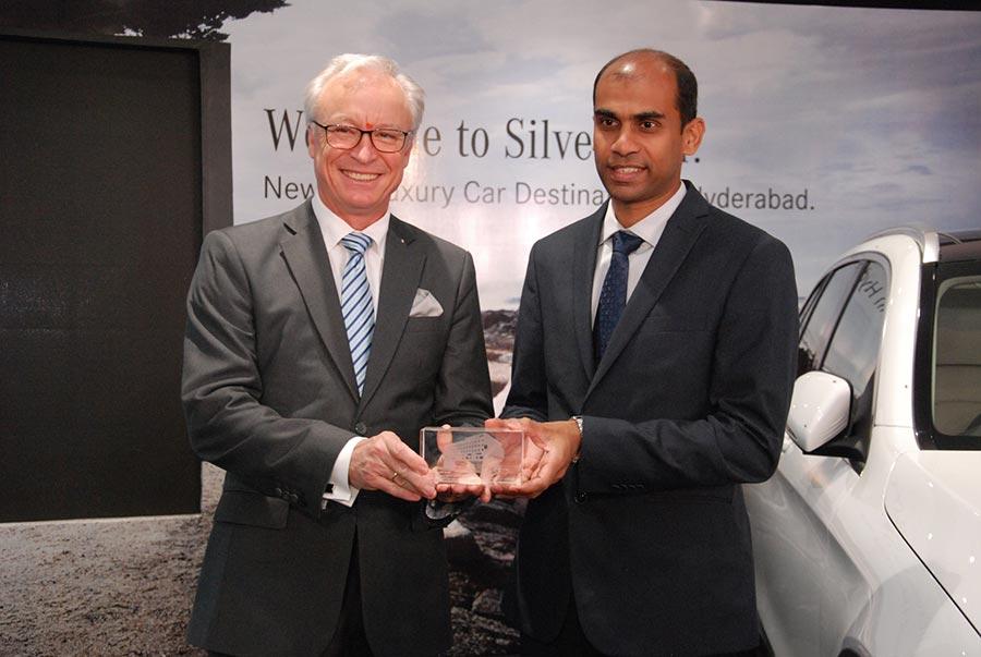 Mercedes-Benz Hyderabad Dealership 2
