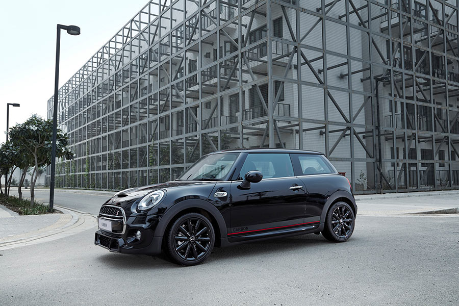 Mini Cooper S Carbon Edition Photos