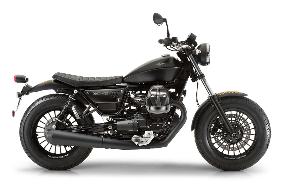 Moto Guzzi V9 Bobber launched in India
