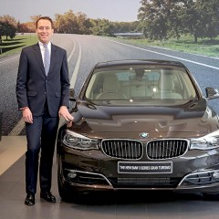 New BMW 3 Series Gran Turismo launched in India