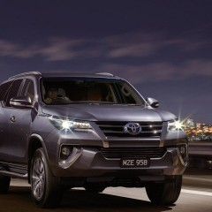 2016 New Toyota Fortuner Engine Variants, Specs, Price (Expected)