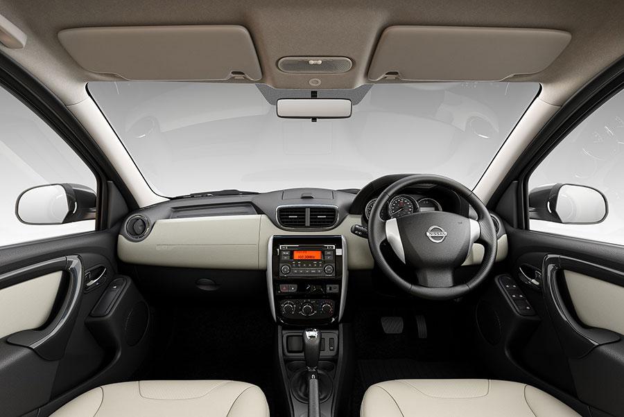 2016 Nissan Terrano Interior