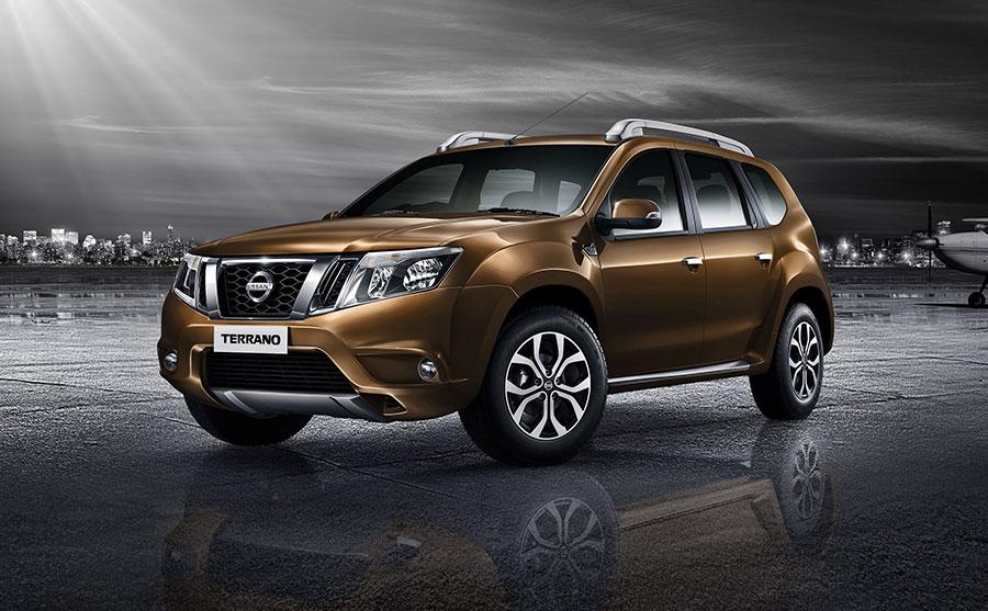 Nissan Terrano Exterior Photos