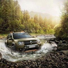 Renault Records 11,198 unit sales in February 2017