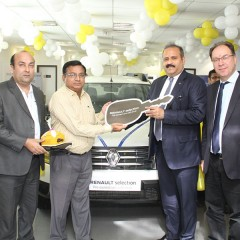 """New """"Renault Selection"""" Facility opened in Faridabad"""