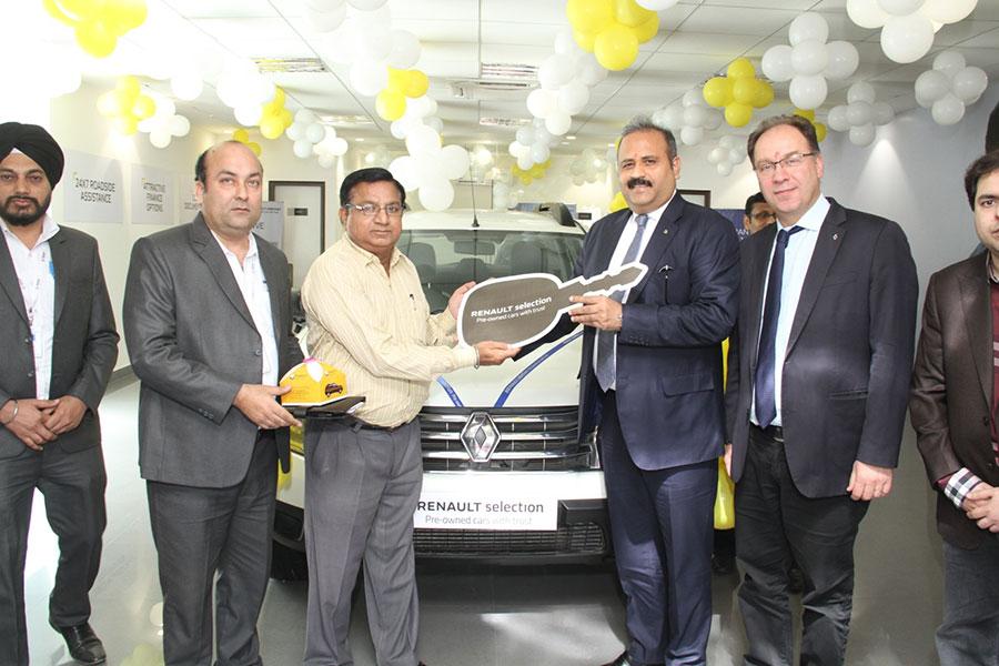 Photos of Renault Selection Faridabad