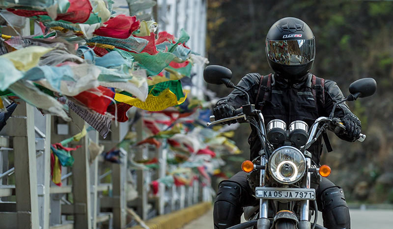Royal Enfield Bhutan Tour 5th Season