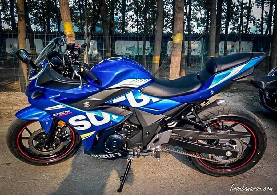 Suzuki GSX 250R Photo