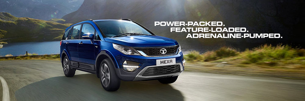 Tata Hexa Featured Image