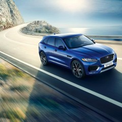 Jaguar F-PACE Performance SUV to launch on October 20
