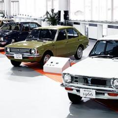 44 Million Toyota Corolla units sold in Corolla's last 50 Year Journey