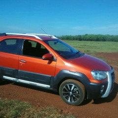 Toyota Etios Cross Review (Petrol 1.5 Litre Engine)