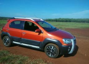 Toyota Etios Cross Review (Petrol 1.5 Litre Engine)