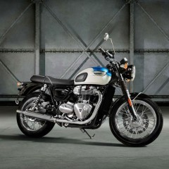 Triumph Bonneville T100 launched at INR 7.78 Lakhs in India
