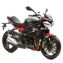 3 New Triumph Street Triple Limited Edition Motorcycles launched