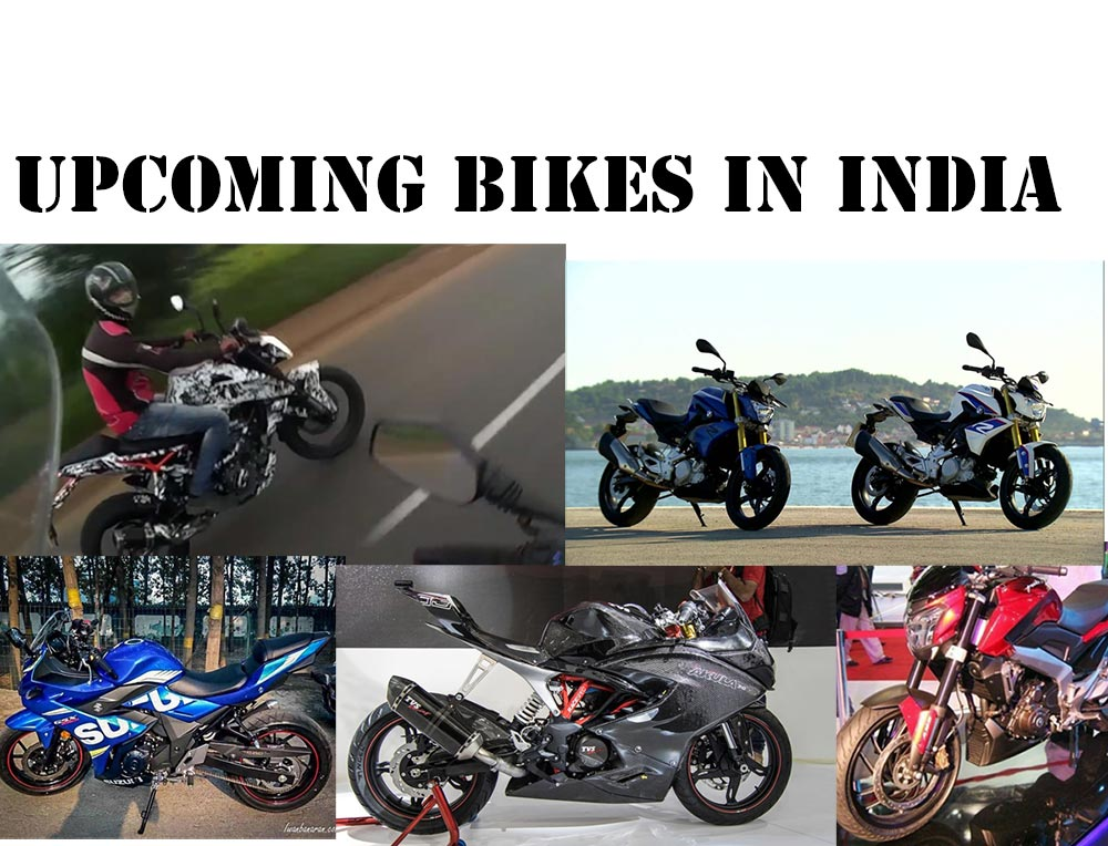 Upcoming Bikes 2017