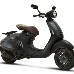 Vespa 946 Emporio Armani to launch in India; Most Expensive Scooter in India Yet