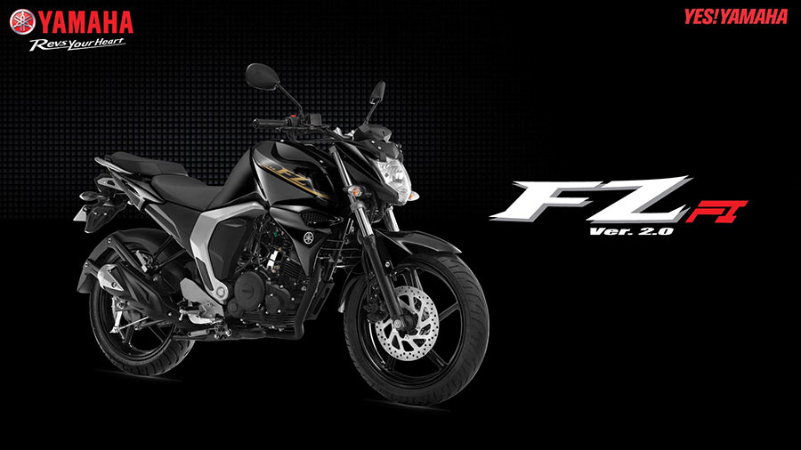 Yamaha FZ FI Photo