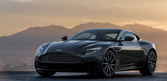 Aston Martin DB11 Sports Car Launched in India at INR 4.2 Crores