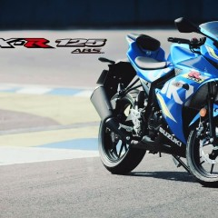Suzuki GSX-R 125 unveiled at INTERMOT 2016