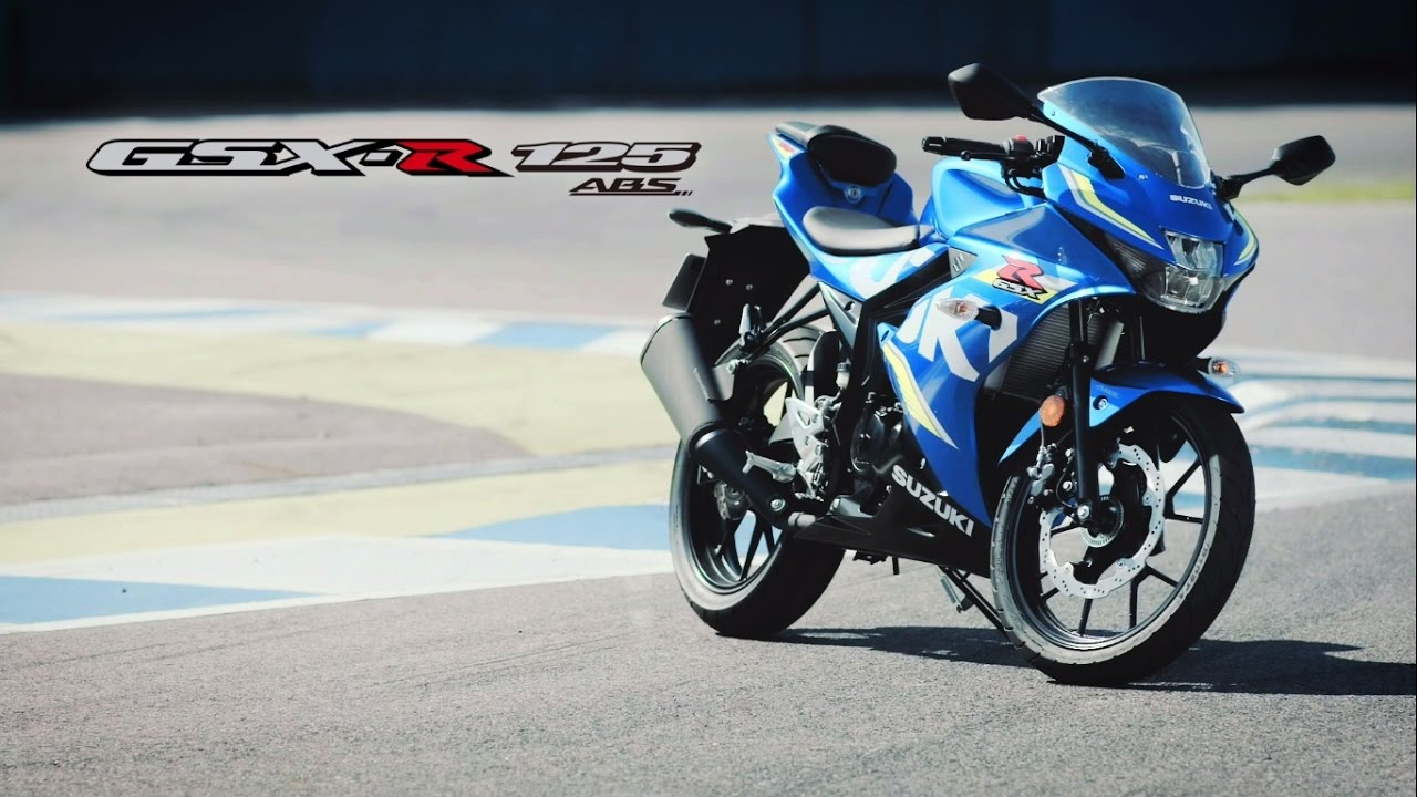 Suzuki Gsx R 125 Unveiled At Intermot 2016 Gaadikey