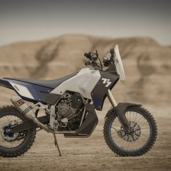 Yamaha T7 Tenere concept at EICMA- Photos