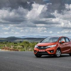Honda Jazz offers Dual Airbags in Front as Standard