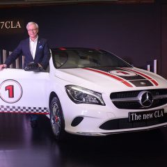 Mercedes-Benz launches CLA 200 Sport and CLA 200 d Sport in India