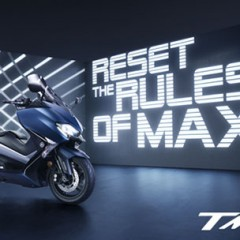 2017 Yamaha TMAX unveiled at EICMA