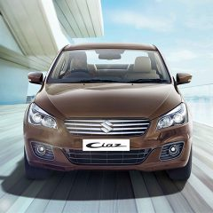 All New Maruti Ciaz Cars to be sold through NEXA Showrooms